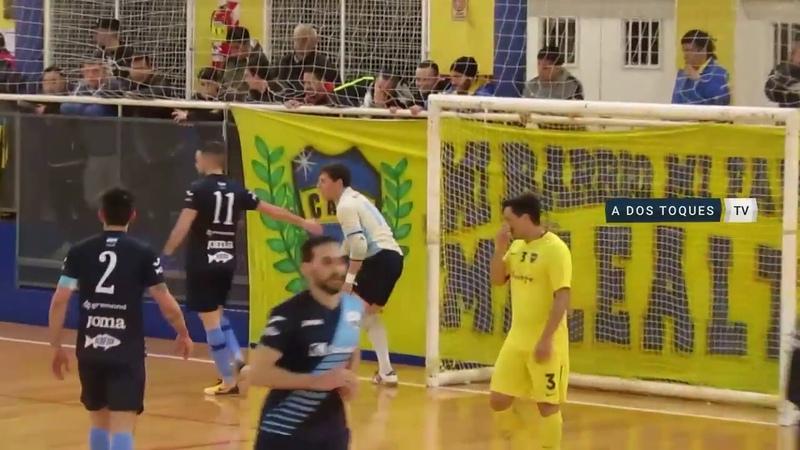 FutsalAFA PrimeraA - Resumen Boca vs Hebraica - Fecha 17 -2018