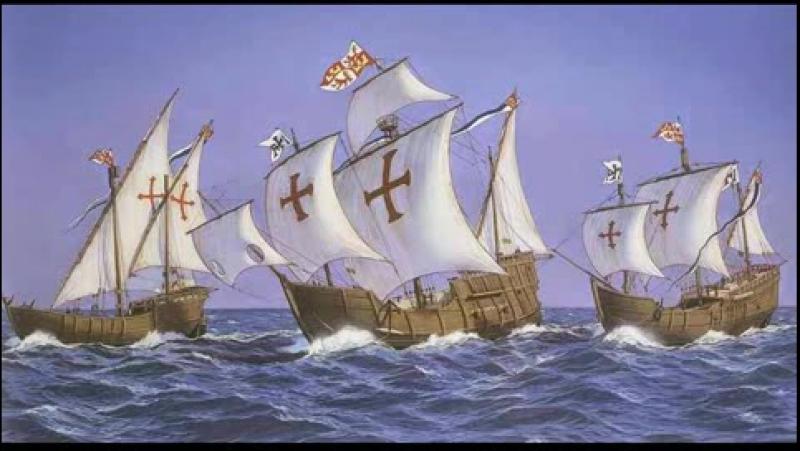 Social Studies Songs For Kids - Christopher Columbus Song - With Lyrics - Kids educational videos