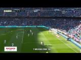 Реал Мадрид - Барселона 0:3. Алеш Видаль