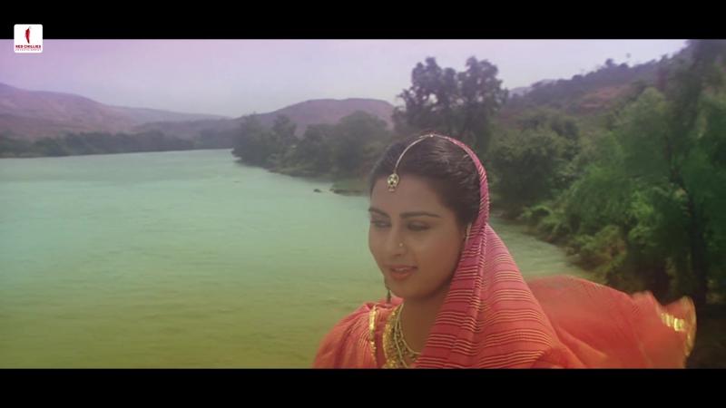 Sohni Chenab De Kinare Sohni Mahiwal _ Sunny Deol, Poonam Dhillon (Звёздный Болливуд)