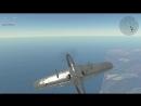 ЧТо происходит в кабине самолёта в War Thunder При манёврах