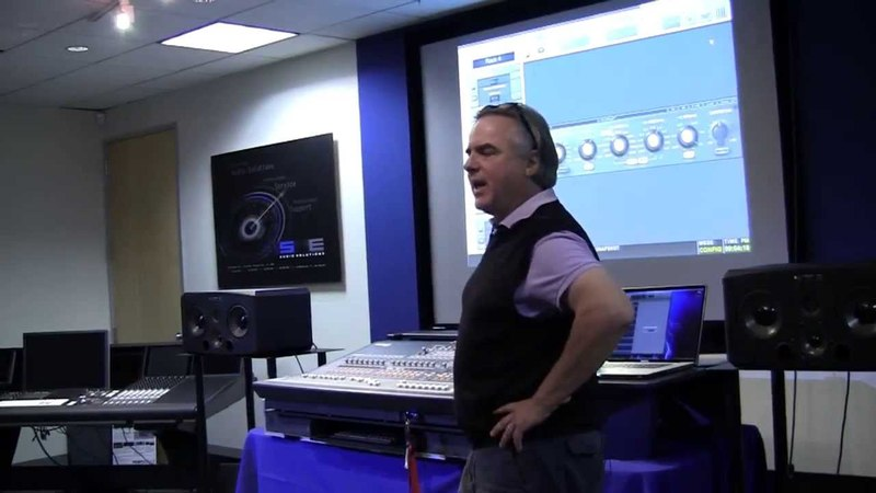 Mixing with Waves: Live Sound Workshop with Greg Price