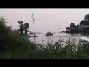 Впадение реки Вулан в Черное море