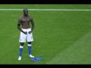 Гол Балотелли в ворота Германии