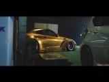 Nissan GT-R Gold Art.