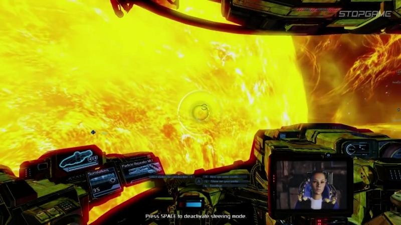 X Rebirth - Обзор (SpaceGameRu)