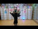 Черный кот , Надя Кожухова. Танцевальный калейдоскоп В Мире Танца 2018.