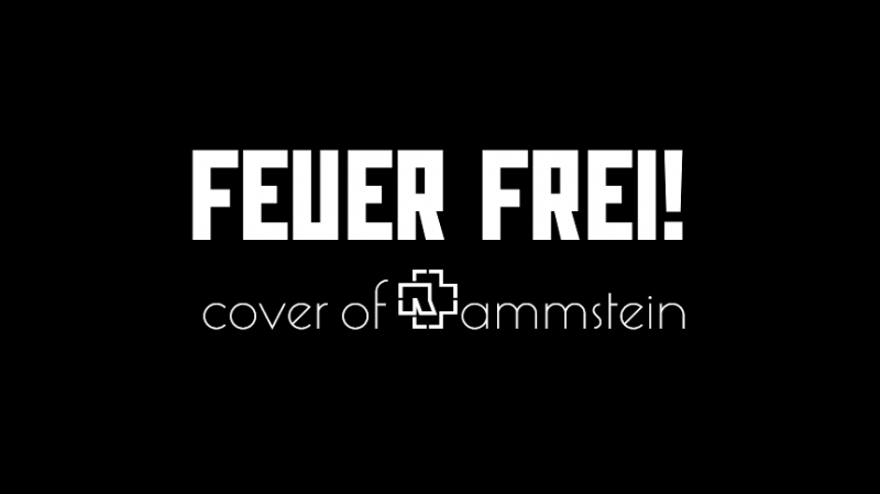 BOGEMA - Feuer frei! (cover of Rammstein)