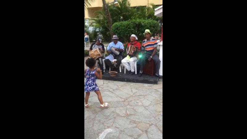 Доминикана.танцы