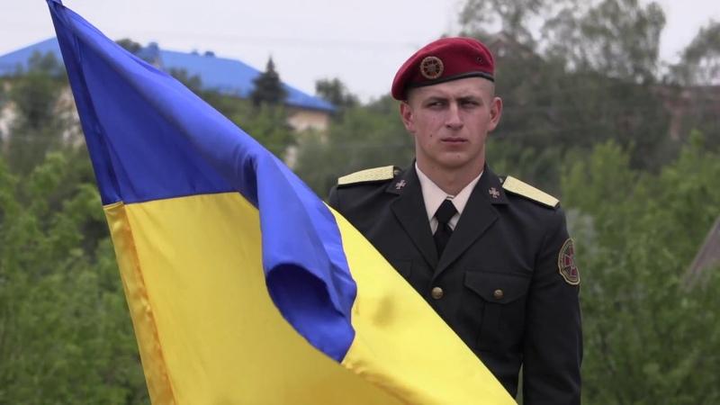 У День Конституції у Слов'янську вшанували пам'ять загиблих військових 28 06 2018