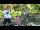 Watch Riley Curry do the WhipNae Nae