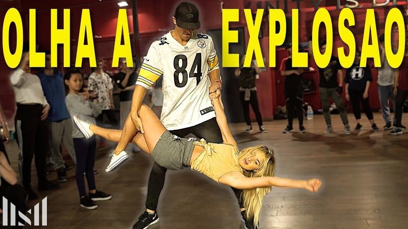 OLHA A EXPLOSAO - MC Kevinho ft 2 Chainz   Matt Steffanina Chachi Gonzales Dance