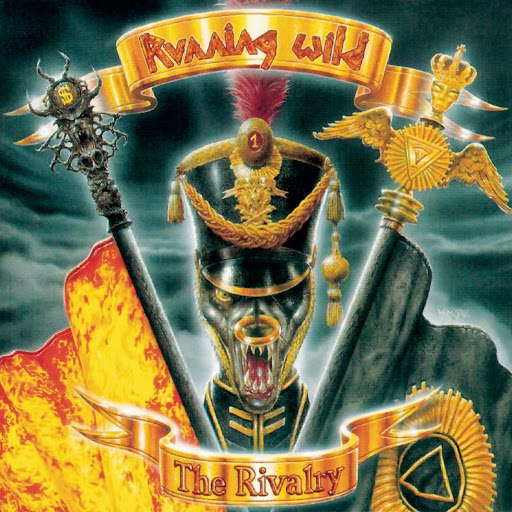 Running Wild альбом The Rivalry