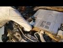 Наглядный пример ДО и ПОСЛЕ мойки двигателя с последующей консервацией
