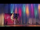 Детские танцы на пилоне нормально или аморально Танец на пилоне от Ульяны Задалиной