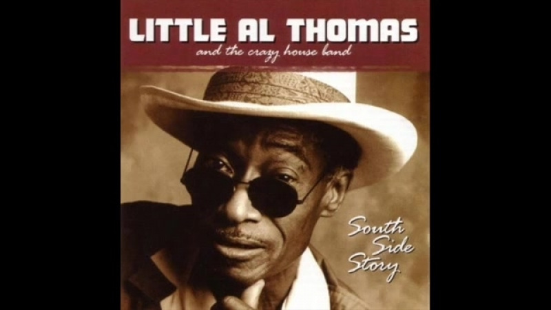 Little Al Thomas The Crazy House Band - You're Breakin' My Heart