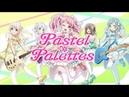 Дайджест первой истории группы Pastel*Palettes