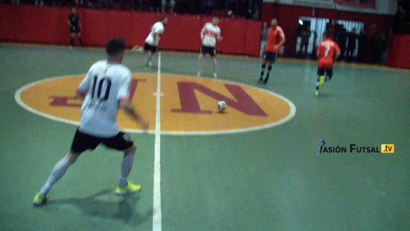 Pasión Futsal TV Jorge Newbery 1-Independiente 3 (Primera A 2018-Fecha 11) FUTSAL AFA