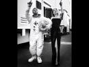Mert Alas and Angelina Jolie (Behind the photoshoot for Vanity Fair)