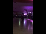 26.02.2018 Танец именинницы в родном Dance Kafe