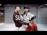 1Million dance studio Sunday - GroovyRoom (ft. Heize & Jay Park) / Jinwoo Yoon Choreography