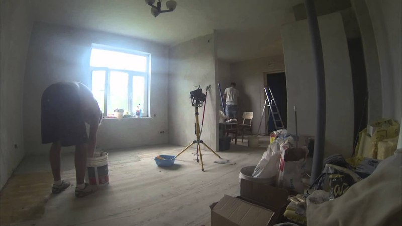 Apartment Renovation Time Lapse - The XX - Crystalized -NP-4
