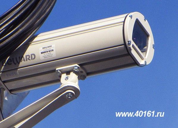 В Калининграде появились камеры, которые будут фиксировать все нарушения на перекрестках