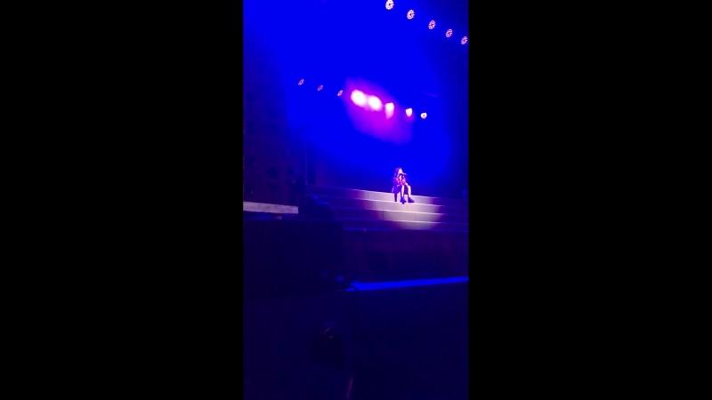 Речь на концерте в городе Ист-Провиденс, США (11.07.18)