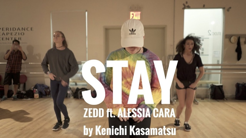 STAY - @Zedd @Alessiacara | Choreography by Kenichi Kasamatsu | Filmed by @ZurisaddaiCJR
