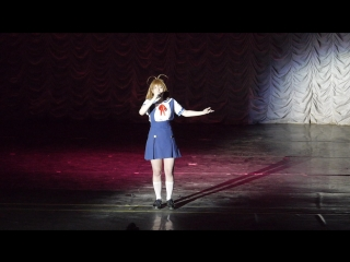 3.3.3. КАРАОКЕ-НОВИЧКИ №5 - Maho-shoujo - Lia - Toki Wo Kizamu Uta (Clannad Afterstory OST)