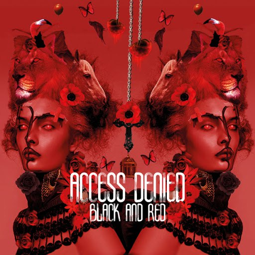 Access Denied альбом Black and Red