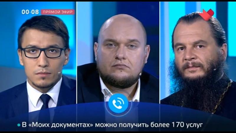 2017.07.04 Дмитрий Абзалов в программе
