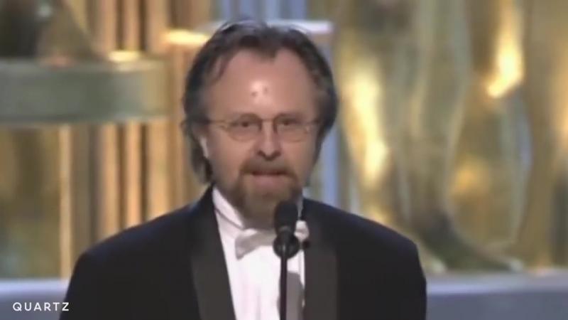 Победители Оскара благодарят Харви Вайнштейна (1993-2016)