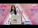 160107 Produce 101 Special video @ Kim Si Hyeon, Seong Hye Min