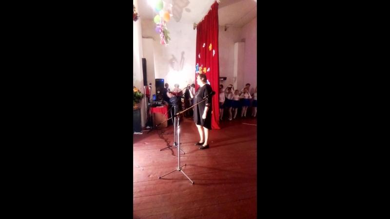 Отчетный концерт клуба п.Энгельсово Ах этот вечер Салфетникова О.Н.