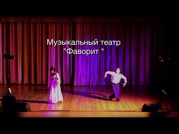 Музыкальный театр Фаворит- шоу История одной любви.