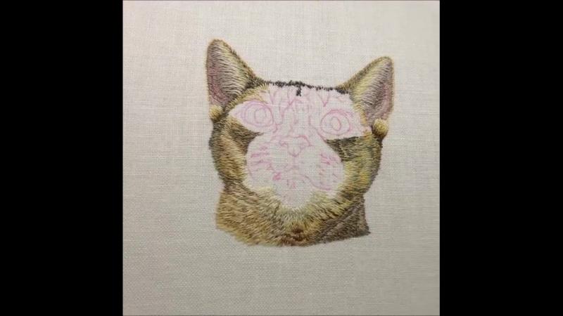 Hiroko embroidery