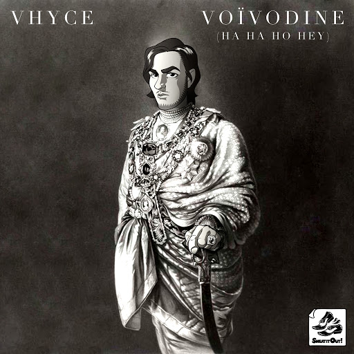 Vhyce альбом Voivodine (Ha Ha Ho Hey)