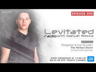Levitated Radio 095 With Manuel Rocca (#LEVITATED095)