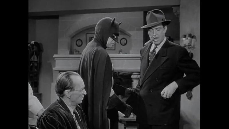 Бэтмен и Робин (1949) 12 серия ( перевод одноголосый)