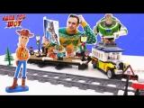 ПАПА РОБ: Сборка #LEGO CREATOR EXPERT 10259! Пропажа Базза Лайтера! Часть 2