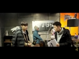 180214 EXO Lay Yixing @ `The Golden Eyes` Behind the Scenes