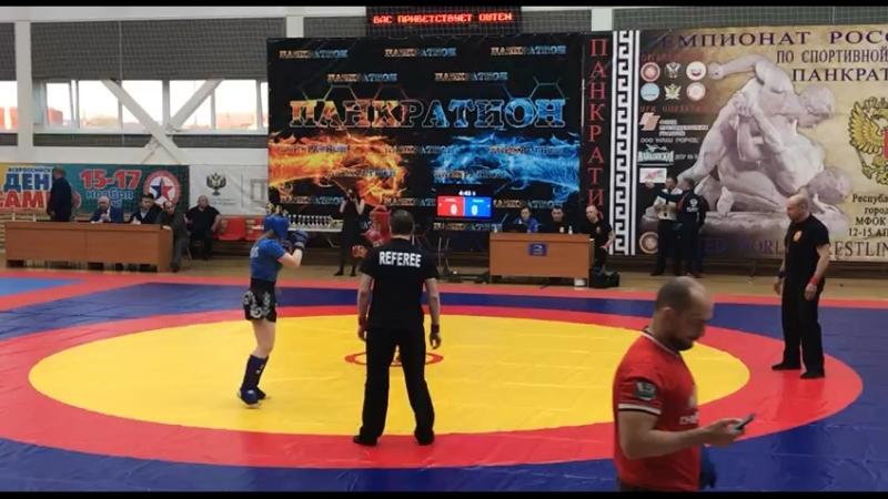 Алыева Севда - Певнева Татьяна чемпионат России полуфинал