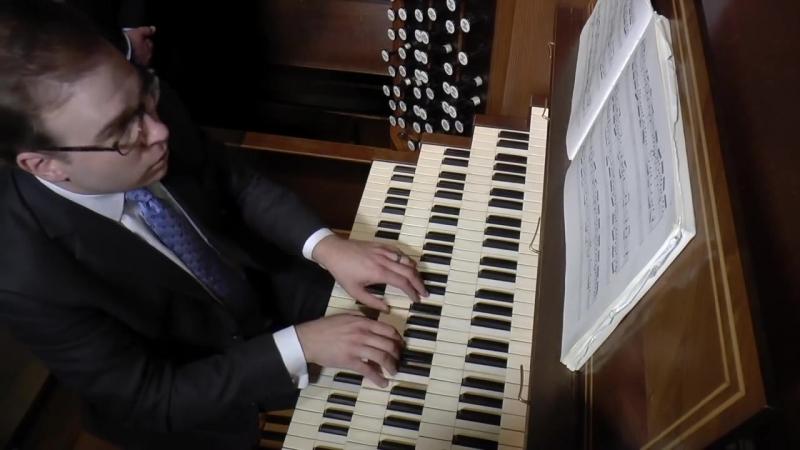 651 J. S. Bach - Chorale prelude Komm, heiliger Geist (Fantasia; Leipzig Chorales 1/18), BWV 651 - Robert McCormick