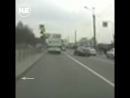 Автобус снес девушку на зебре в Питере