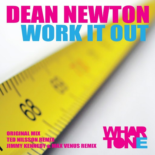 Dean Newton альбом Work It Out