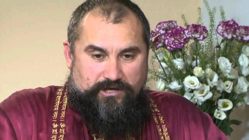 Игумен Евмений и Свами Вишнудевананда Гири - В присутствии, Беседа 4