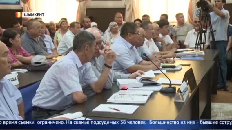 Суд идет На скамье подсудимых 38 полицейских
