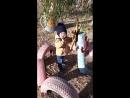 Асылай татесин мектептен кутип аламыз деп серуенге шыккан кезимиз