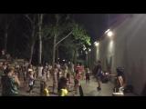 Детская дискотека в Cascadas